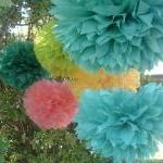Party decorations. Wedding decorati..